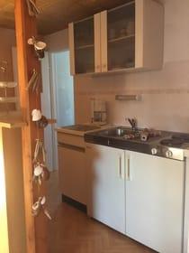 Bungalow LUV - Küchenbereich
