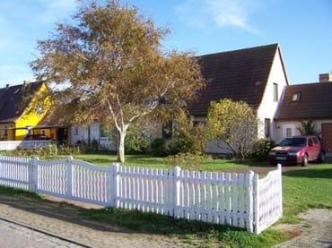 Vorderansicht Seestr.15 (siehe auch Homepage) www. Luettes-Hus.de