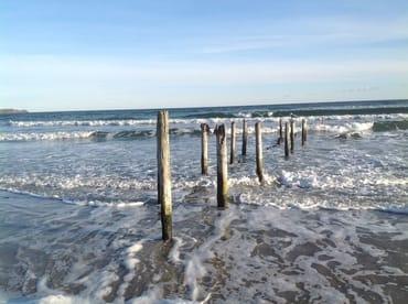 Strand Seebad Breege-Juliusruh