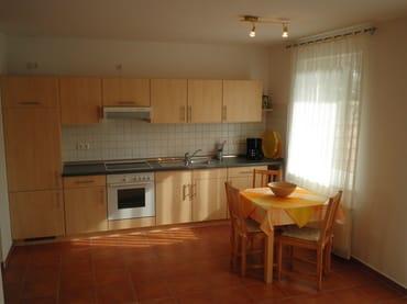 Küchenzeile / Essplatz