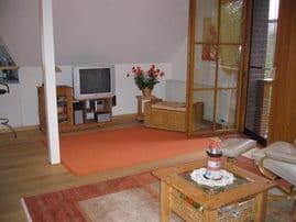 Wohnzimmer mit Wohlfühlfaktor