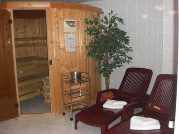 Sauna, Solarium und Whirlpool Residenz Seeblick
