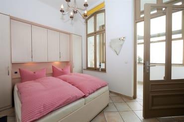 Loggia 2 am Schlafzimmer
