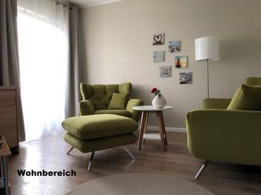 Ihr Appartement - mit gemütlichem Wohnbereich