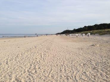 Keine 100 Meter bis zum herrlichen Strand