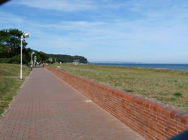 Promenade zwischen Sellin, Baabe, Göhren