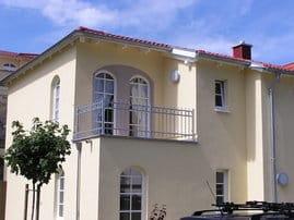 Ihr Balkon - mit schöner Aussicht