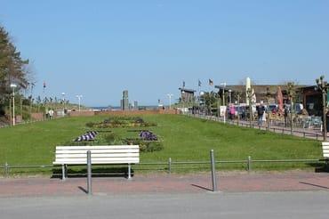 Ansicht Strandstrasse
