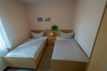 Schlafzimmer ( 2 Personen )
