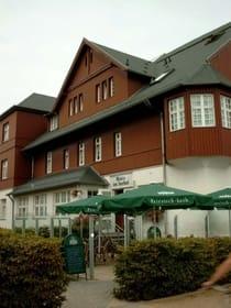 der große Seehof Bansin - Villa unter Denkmalsschutz