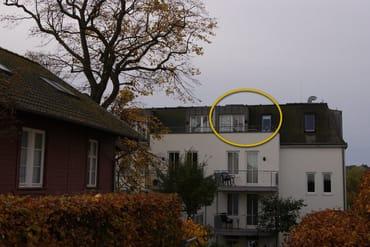 Das Dachstudio 2.33 im Neubau des Seehofs