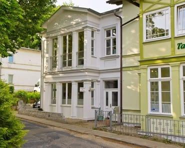 liebevoll privat geführte Villa Cornelia mit nur 3 Wohneinheiten