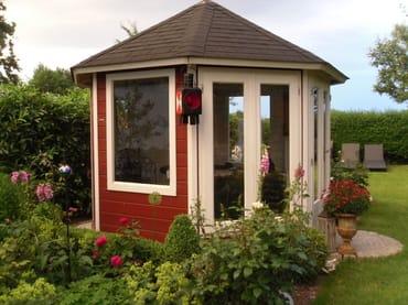 Gartenhaus zur freien Verfügung