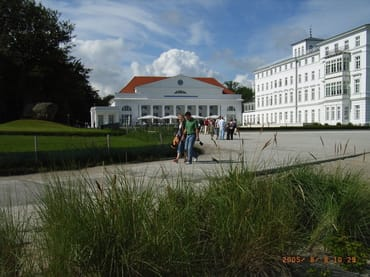 ehemaliges Kurhaus Heiligendamm