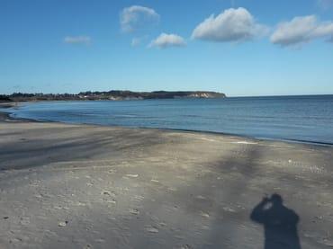 Lobber Strand Frühjahr 2017