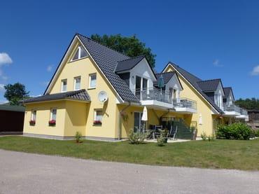 """Ferienhaus """"Tom´s Familienwohnungen"""""""