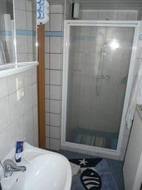 Bad (Dusche+WC)