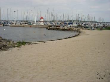 Der Strand von Mönkeberg