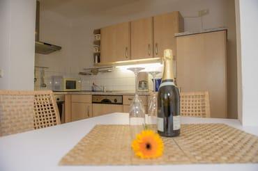 Villa Malve WE 8 Essen Küche