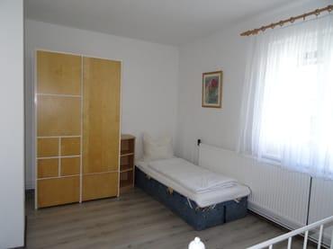 Schlafzimmer/Einzelbett
