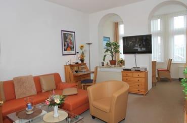 Wohnzimmer linke Seite