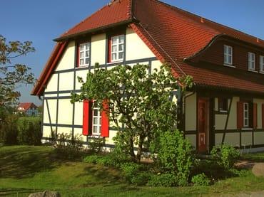 Die Maisonette-Wohnung im Stil eines Reihenendhauses