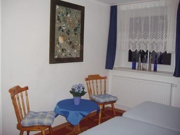 Schlafzimmer 2, Sitzecke oben