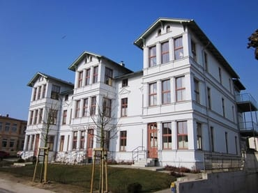 Das Autorenhaus in Ahlbeck