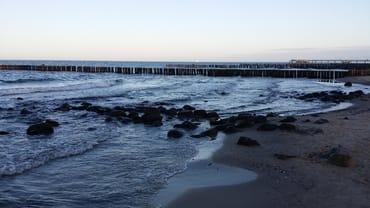 Willkommen an der Ostsee!