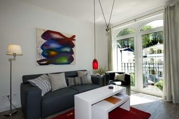 Komfortabel Wohnen mit Blick auf die Wilhelmstraße