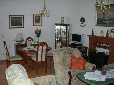 Das anspruchsvolle Wohnzimmer