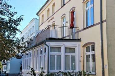 """Wohnung """"Zwei Möwen"""" im 1.OG mit Balkon"""