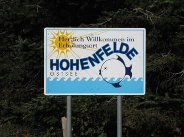 Hohenfelde ist anerkannter Luftkurort.