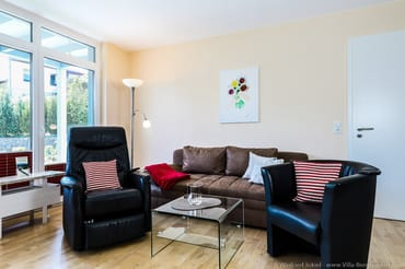 Wohnzimmer - Sitzecke