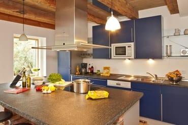 Die Küche war schon Schauplatz einer TV-Show
