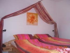Elternzimmer (Doppelbett)
