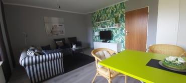 Wohnzimmer Low-Board TV