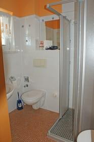 Ferienwohnung Hafenidyll Nr. 07 - Bad mit DU/WC