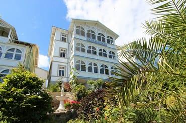 Villa Fernsicht - Meerseite