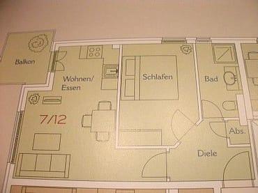 Wohnung 7 in der Villa Lena