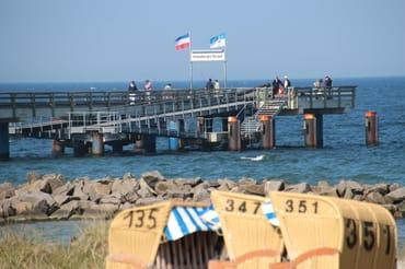 Seebrücke Schönberg
