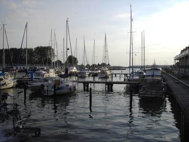 Karlshagen am Hafen