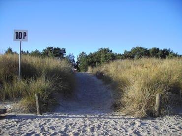 Strandaufgang 10 P