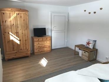 Schlafzimmer 2 Eingang