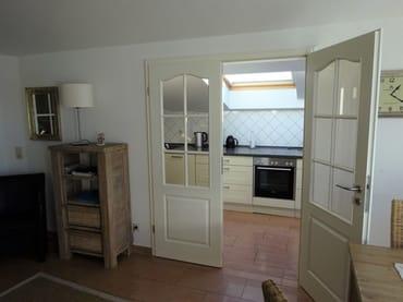 Übergang zur Küche