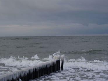 Winterbild Ostsee