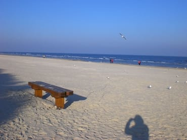 Ostsee im Oktober