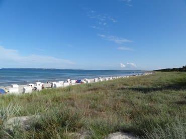 Ostseestrand ca. 5 km entfernt