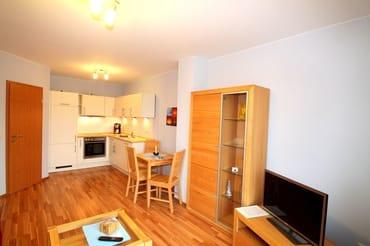Wohnbereich/Wohnküche