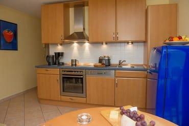 Stadt-Residenz WE 3 Küchenzeile